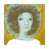 Female Portrait Color Series  No2