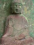 Saikyoji Temple  Buddha Statue  Hirado  Nagasaki  Japan