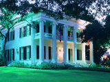The Governor's Mansion is Shown August 30  2000  in Austin  Texas