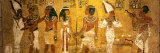 King Tut Tomb Wall  Egypt