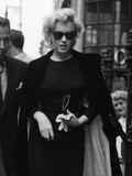 Marilyn Monroe in London  1956