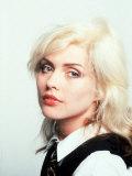 Debbie Harry Singer of the Pop Group Blondie August 1978