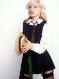 Debbie Harry Singer of the Pop Group Blondie