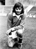 George Best Manchester United Footballer 1972
