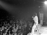 Rod Stewart and the Faces Concert in Usa April 1975