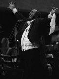 Tenor Luciano Pavarotti in Concert 1991