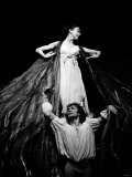Rudolf Nureyev and Margot Fonteyn at Royal Ballet's Production of Pelleas et Melisande