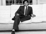 Bryan Ferry Pop Singer at Home 1982