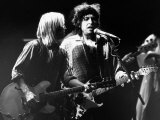 Bob Dylan and Tom Petty on Stage at Wembley Arena 1987