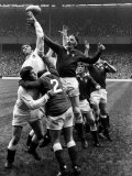 England vs Wales Rugby Union International Welsh Line Out Jumper