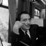 Salvador Dali - Artist - Painter - 1959