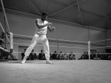 Cassius Clay Later to Become Muhammad Ali May 1966
