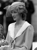 Prince Charles and Princess Diana July 1983 Royal Visits Canada Prince and Princess of Wales
