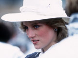 Princess Diana in Canada in Campbellton June 1983
