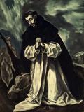 StDominic Praying