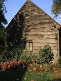 Old Barn in Ellicott City  Maryland