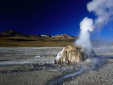 El Tatio Geysers of the Atacama Desert