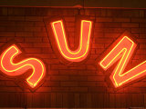 Neon Sign  Sun Studios