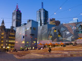 Federation Square at Dusk