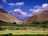 Muktinath and the Thorung La Pass