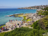 Mckenzies Bay  and the Bondi to Tamarama Walkway