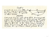 Isaac Newton's Handwritten Solution of the Brachystochrone  or Curve of Quickest Descent