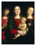 Madonna and Child with Saints John the Baptist and Catherine of Alexandria