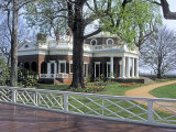 Monticello  Thomas Jefferson's Home in Charlottesville  Virginia