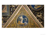 Frescoes on the Ceiling