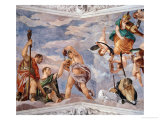 Ceiling of the Room of Bacchus