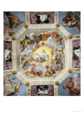 Ceiling of the Hall of Olympus