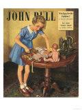 John Bull  Dressmaking Hobbies Magazine  UK  1949