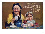 Mazawattee  Tea  UK  1890