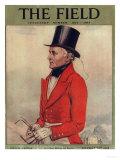 The Field  Fox Hunting Magazine  UK  1930