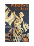 Puritan  Washing Powder Products Detergent  UK  1910