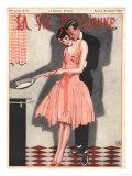 La Vie Parisienne  Erotica Glamour Womens Art Deco Cooking Magazine  France  1926