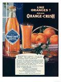 Orange-Crush  Oranges  USA  1920