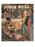 John Bull  Darts Magazine  UK  1946