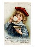 Cadbury's  Cocoa Drinking Chocolate  UK  1890
