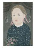 Portrait of Miss Woods  c1840