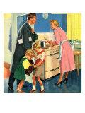 John Bull  Cooking Housewives  UK  1950