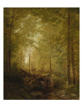 In the Woods  1872