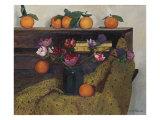 Anemones and Oranges  1924  1924