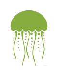 Green Jellyfish
