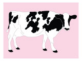 Pink Dairy Cow