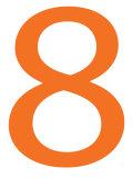 Orange Eight