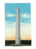 Washington  DC  Exterior View of the Washington Monument