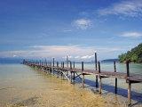 Tunka Abdul Rahman National Park  Borneo  Malaysia