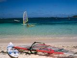 Baie de l'Embouchure  St Martin  Caribbean