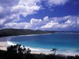 Soni Beach on Culebra Island  Puerto Rico